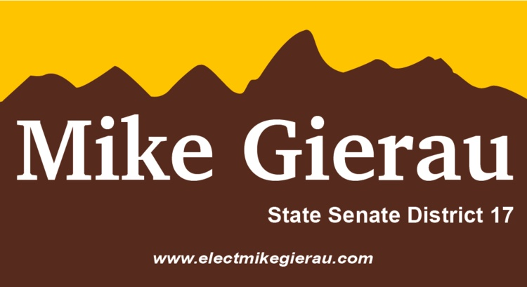 Current WY HD-16 Representative Mike Gierau